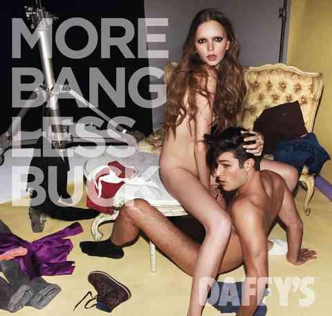 <p>More Bang.<br /> Less Buck.</p>