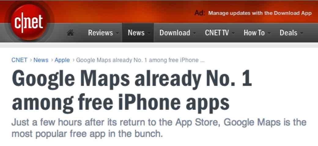 <p>Maps</p>