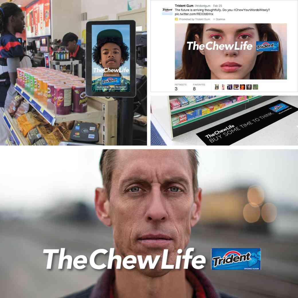 <p>THE CHEW LIFE</p>