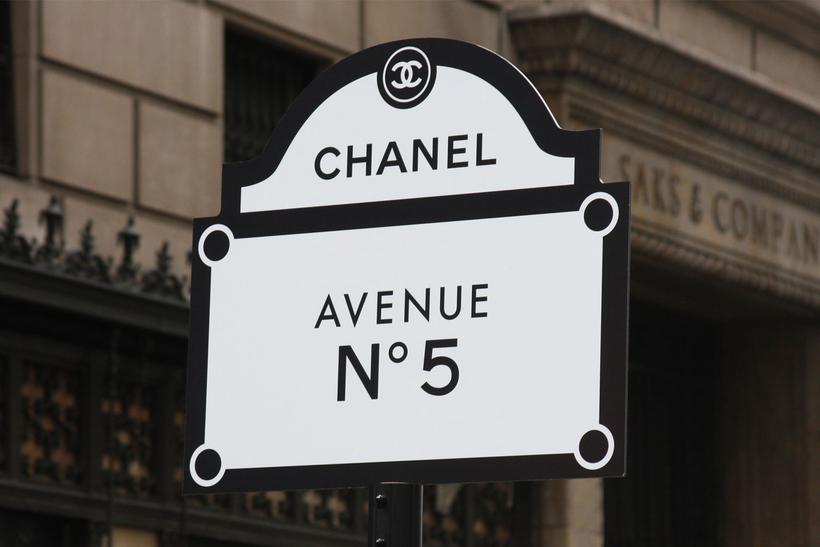 <p>Avenue n°5</p>